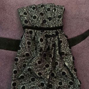 Marc by Marc Jacobs strapless dress size